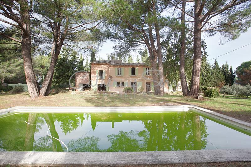 Mas Provençal à quelques minutes d'Aix En Provence