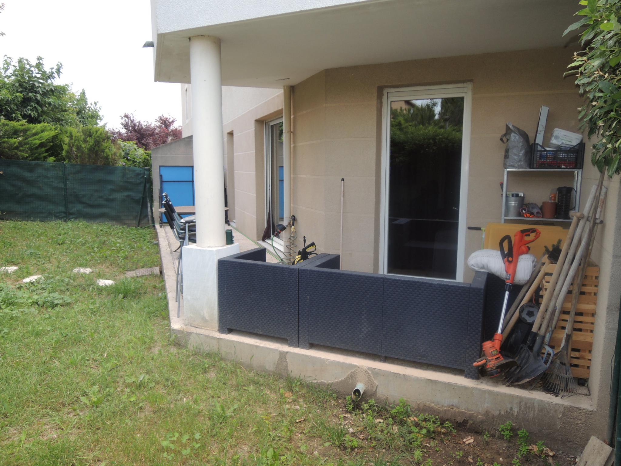 Aix Bagatelle, T.2 rez-de-jardin
