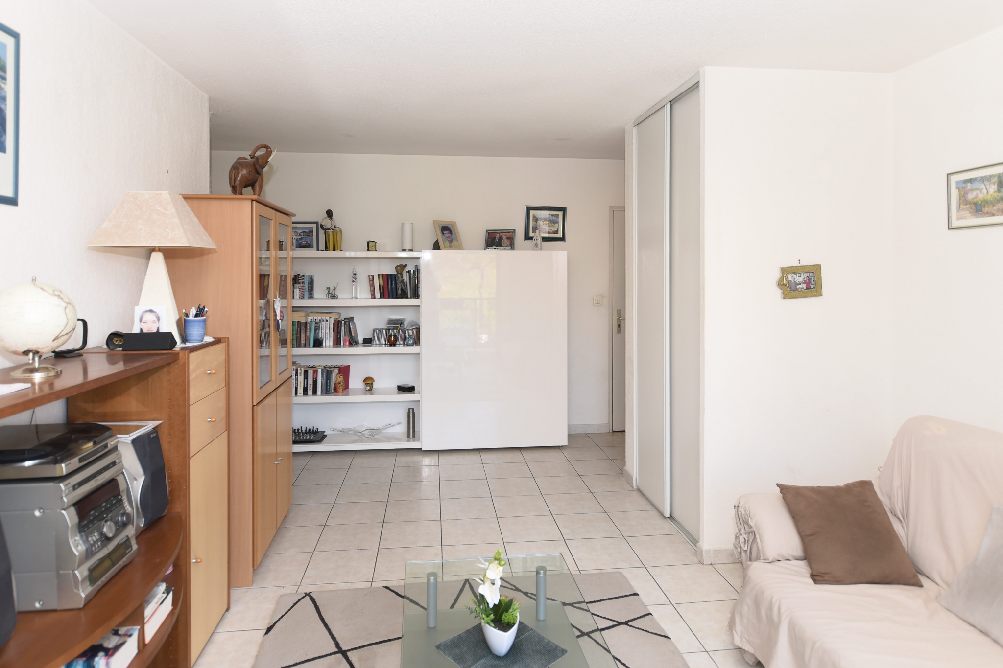 Appartement de type 2 Saint-Mitre