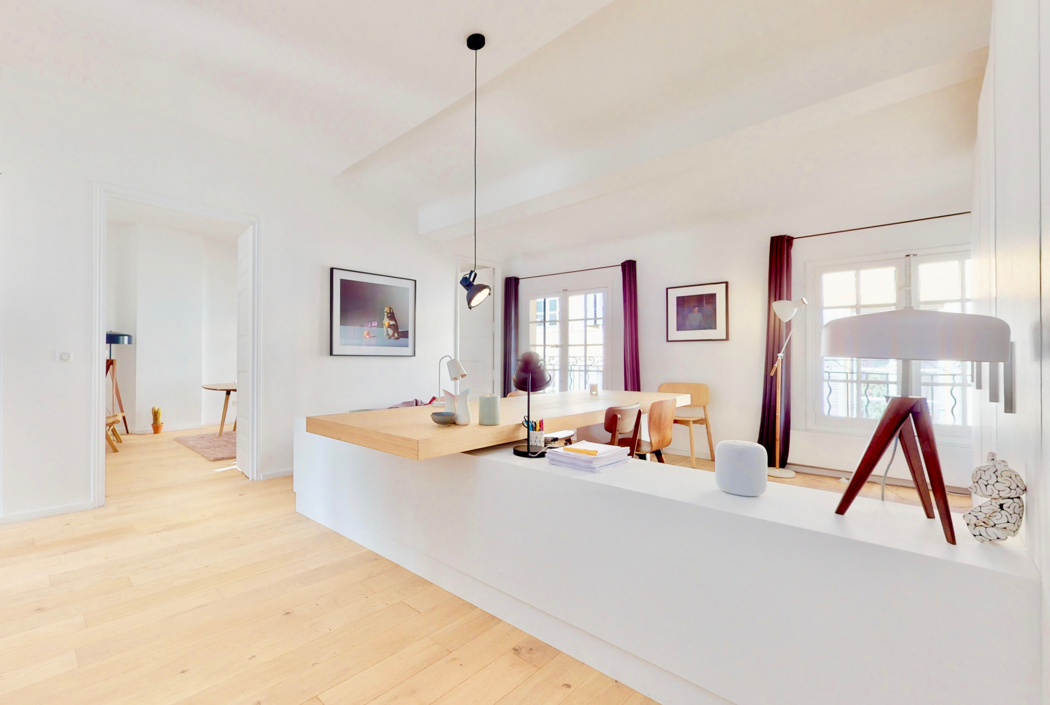 Quartier Mazarin : Magnifique appartement dernier étage