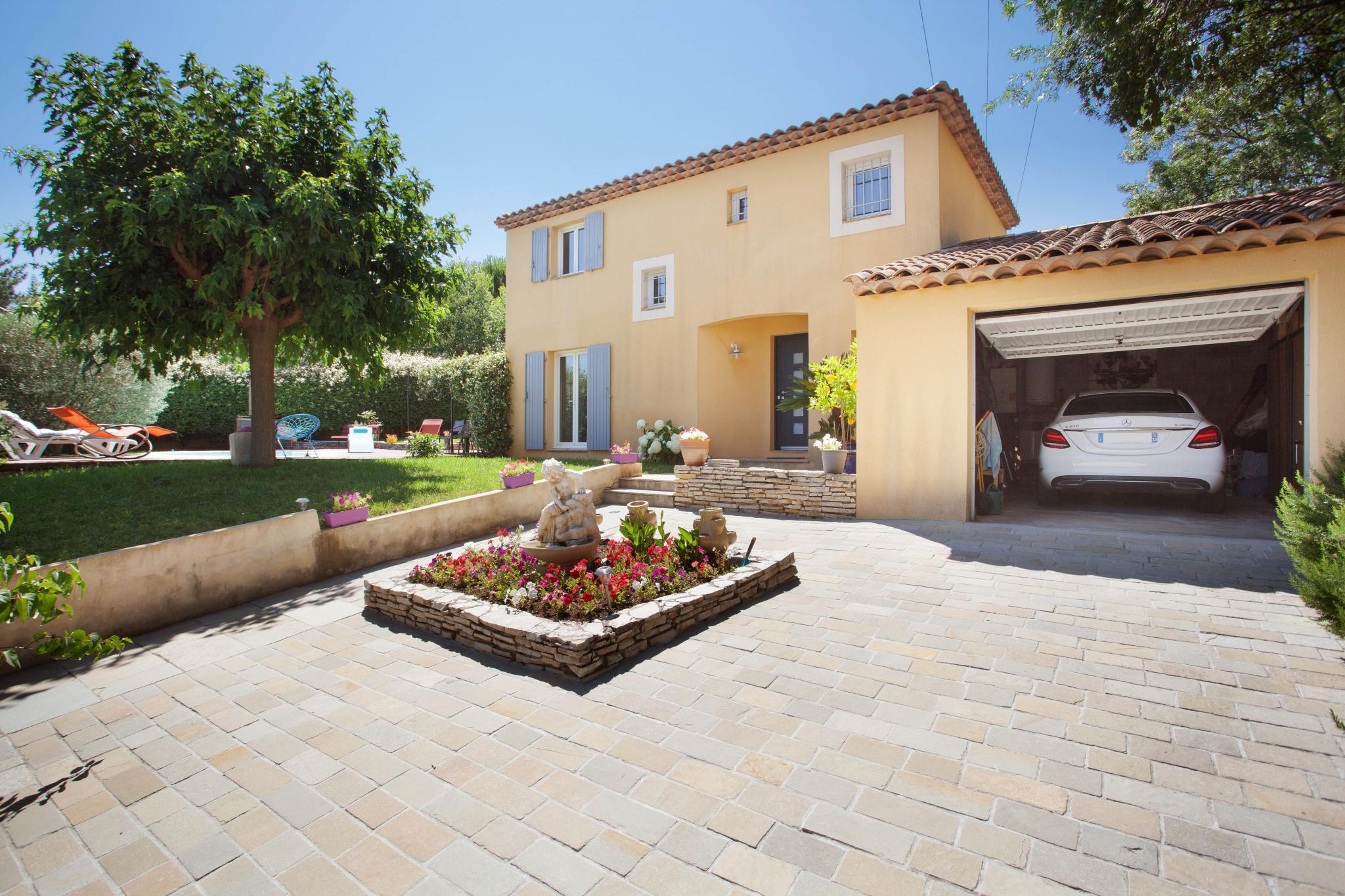 Maison avec piscine à Aix-en-Provence