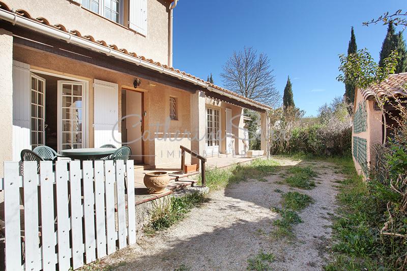 Maison à Aix en Provence.