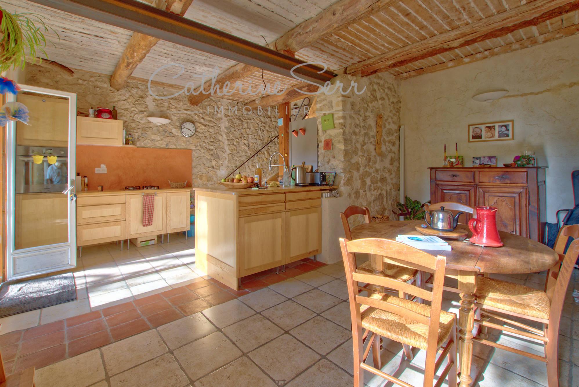 Maison à Rognes